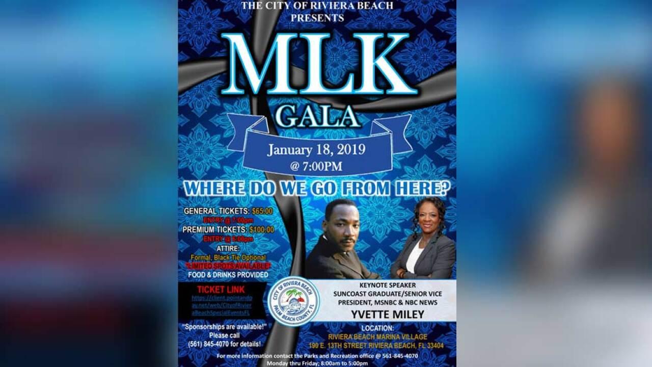 MLK Riviera Beach event
