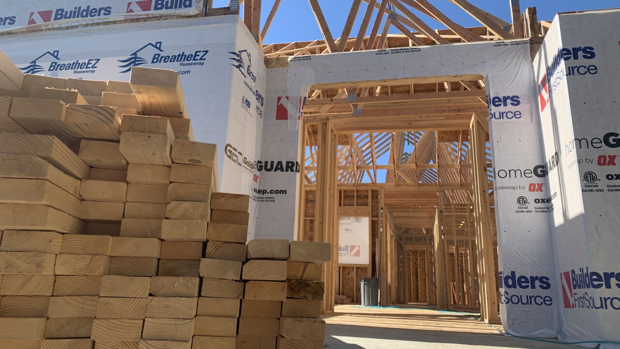 Helena-area construction industry grapples with lumber shortages, high prices