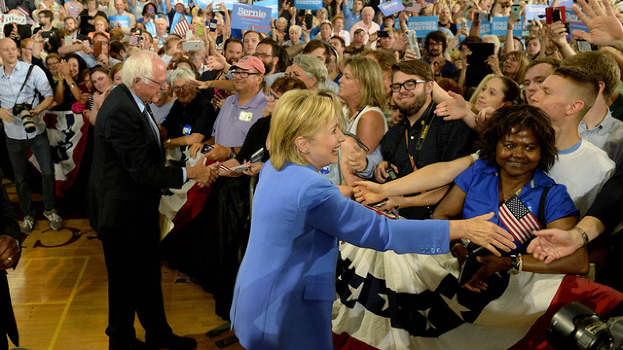 Can Clinton inspire black voters like Obama did?