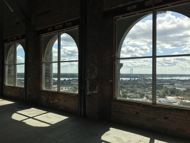 PHOTOS: See the view from top floor of Michigan Central Depot station