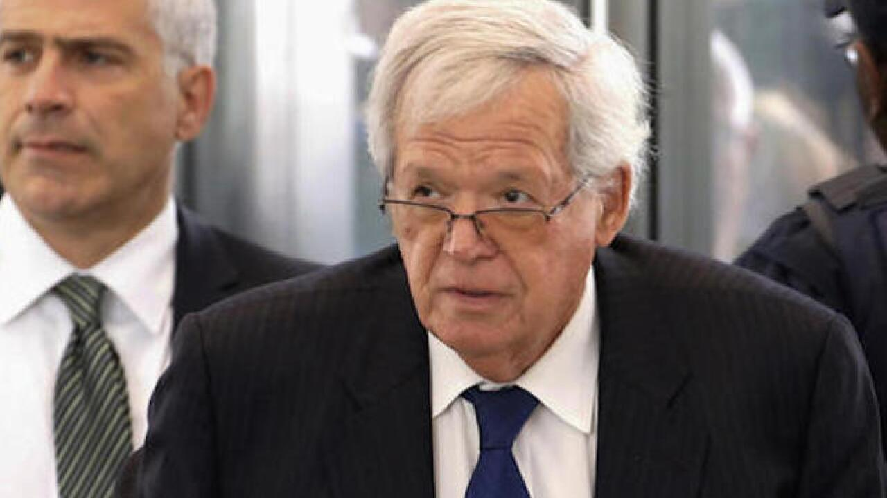 Prosecutors: Hastert hid sex abuse of youth