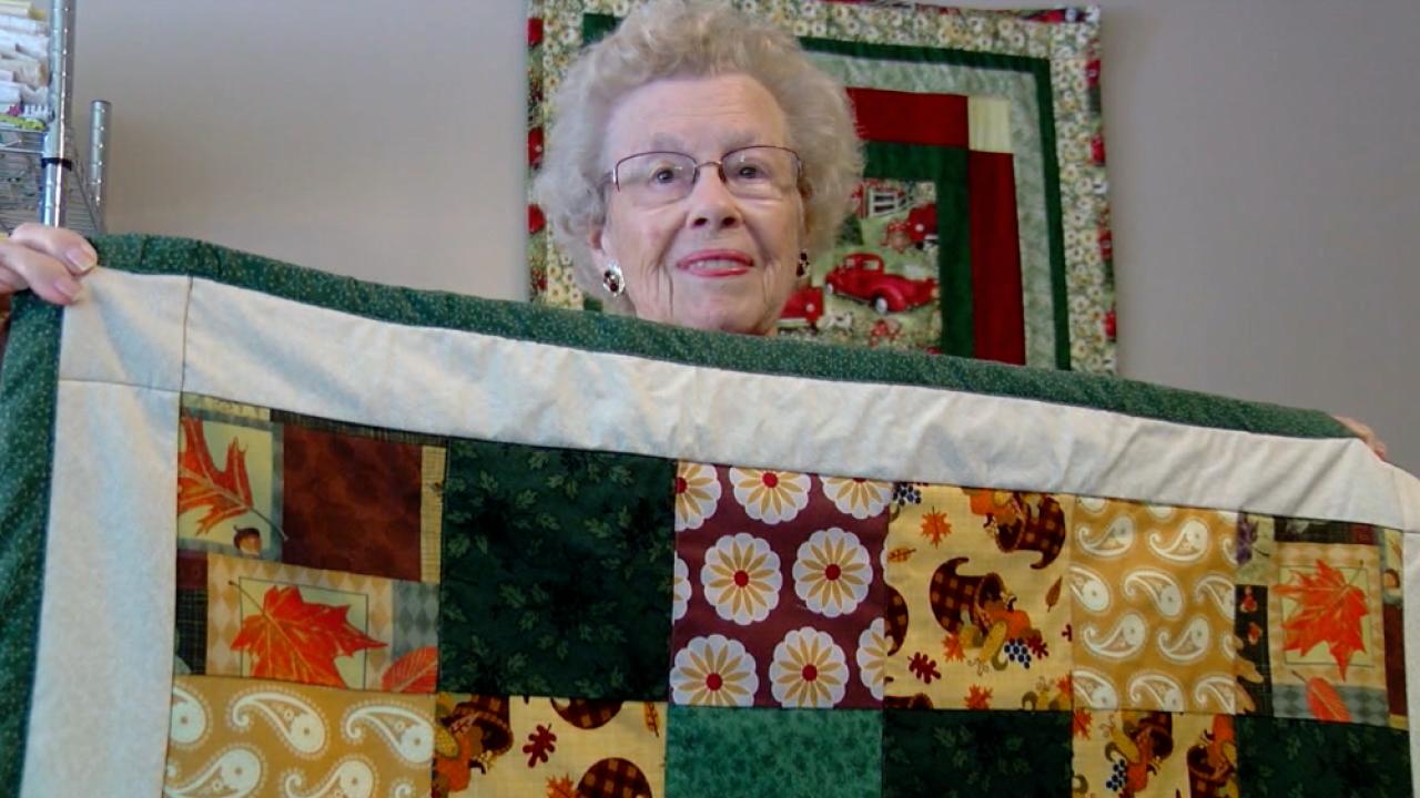 Martha Heft quilt