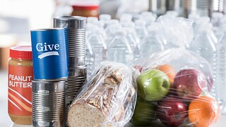 Operation Orange Food Drive kicks off at MDOT MTA locations