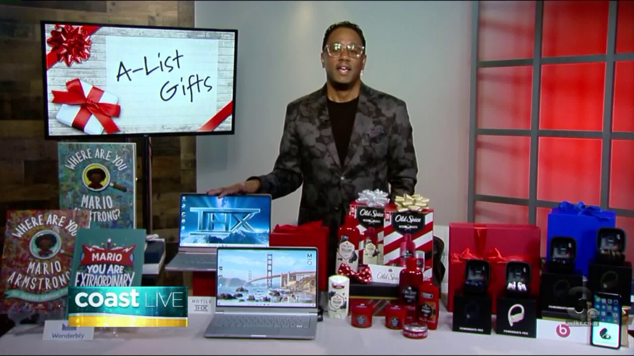 Mario's top gift picks for family and friends on CoastLive