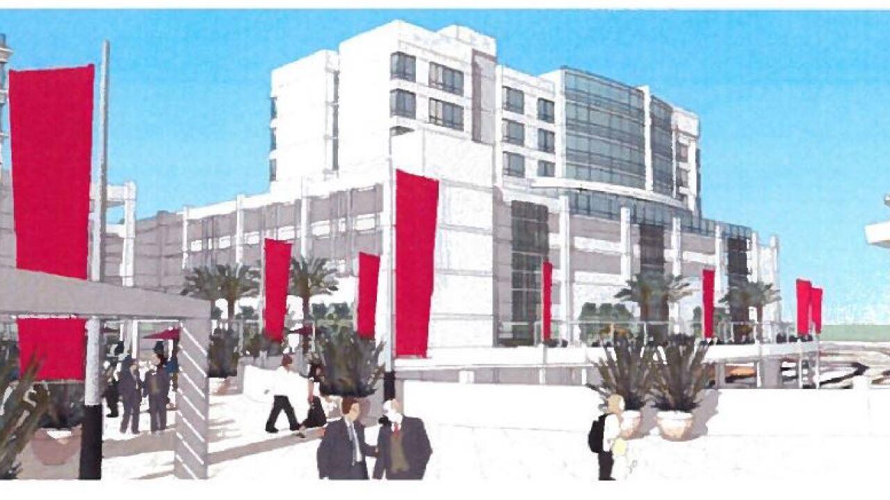 2020-02-05 Rio Nuevo Arena site-Hotel2.JPG