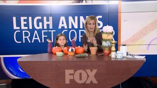Halloween crafts without a scary price