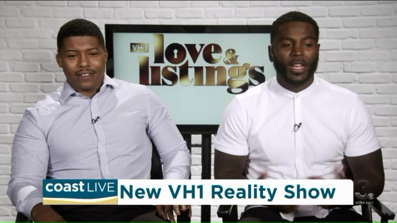 """Talking with the stars of VH1's new """"Love and Listings"""" on CoastLive"""