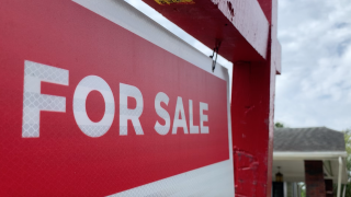 For Sale Sign Real Estate During COVID19 pandemic