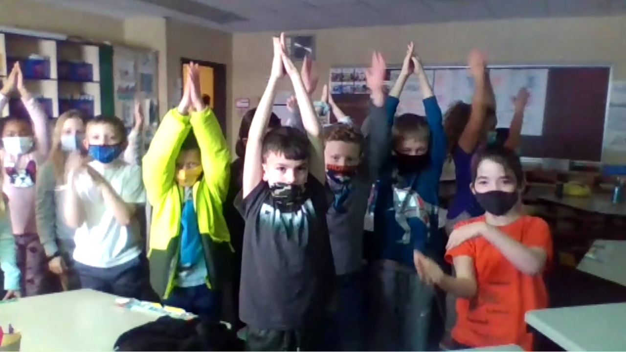 Storm Safe French Elementary 3rd grade