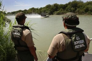 Border Patrol says agents found the bodies of three people who died trying to cross the US-Mexico border