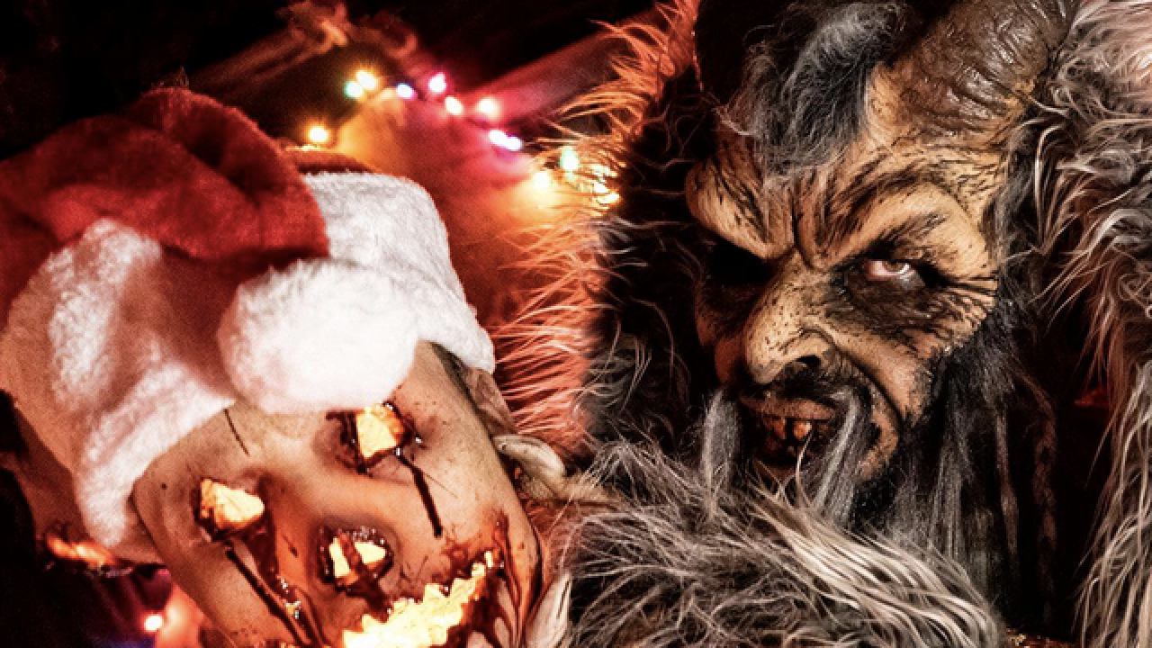 Run, run, reindeer: Dent Schoolhouse gets a merry, scary Christmas makeover for two nights only