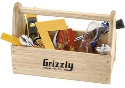 Grizzly Industrial Children's Tool Kit 4
