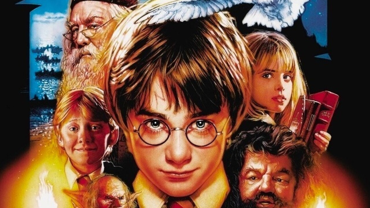 Harry Potter is coming back to theaters this month