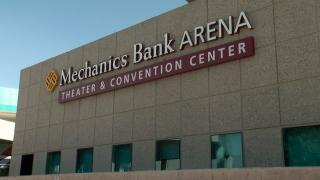 Mechanics Bank Arena, Bakersfield, September 9, 2021
