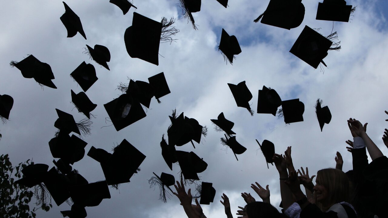 Graduation rates slip for Central Virginia school districts, datashows