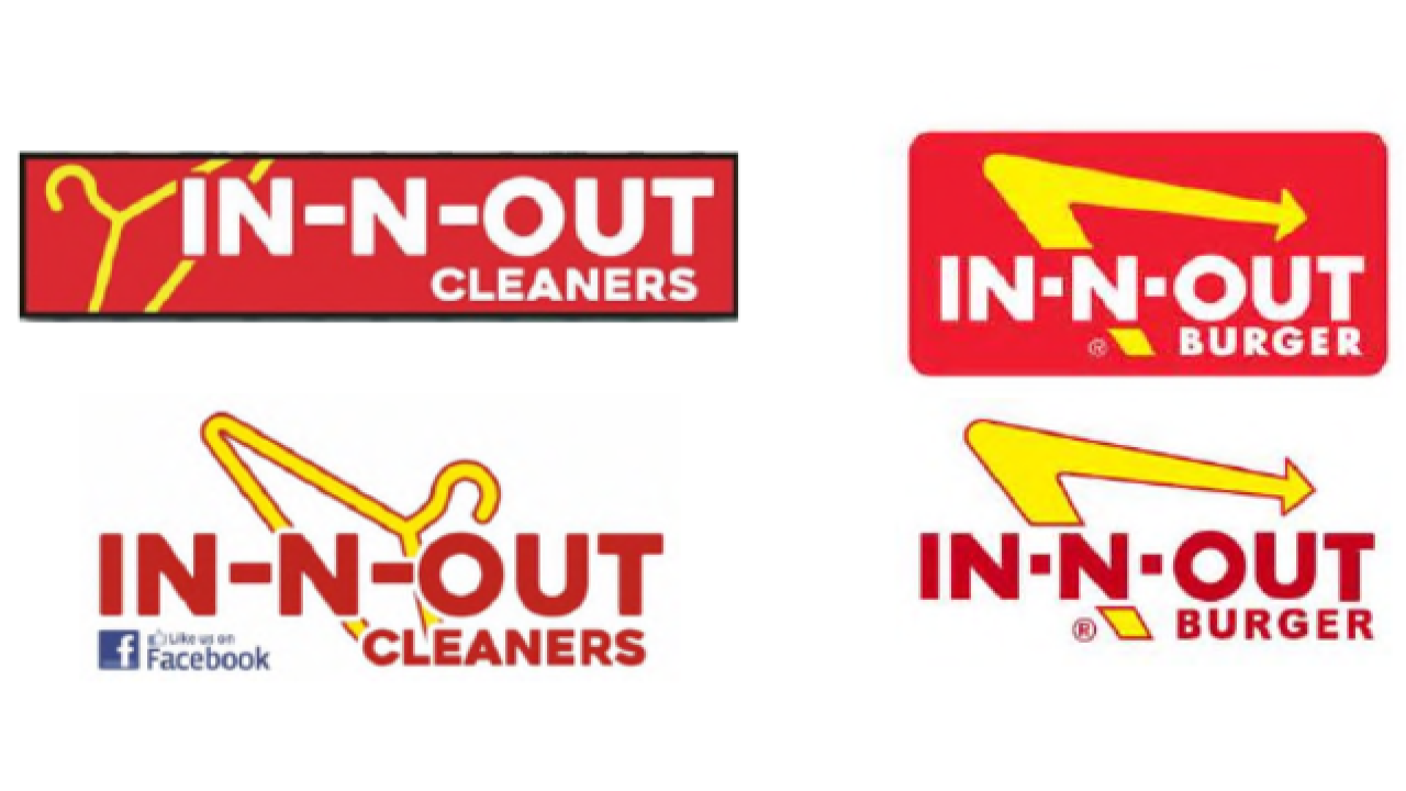 Fast food chain sues KS dry cleaners over logo