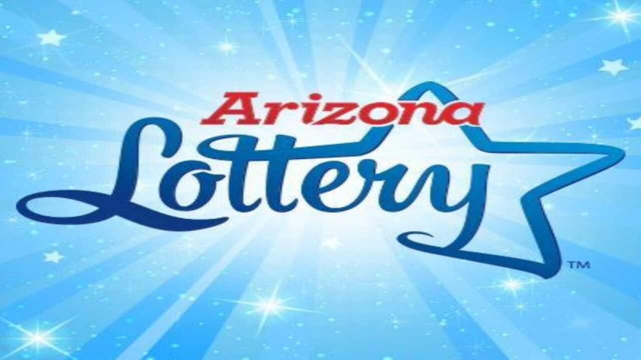Arizona Lottery celebrating 35 years, giving away $150k prize!