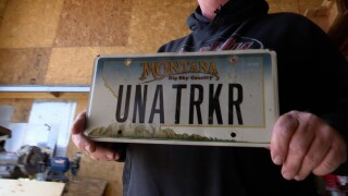 Bill Sprout license plate.jpg