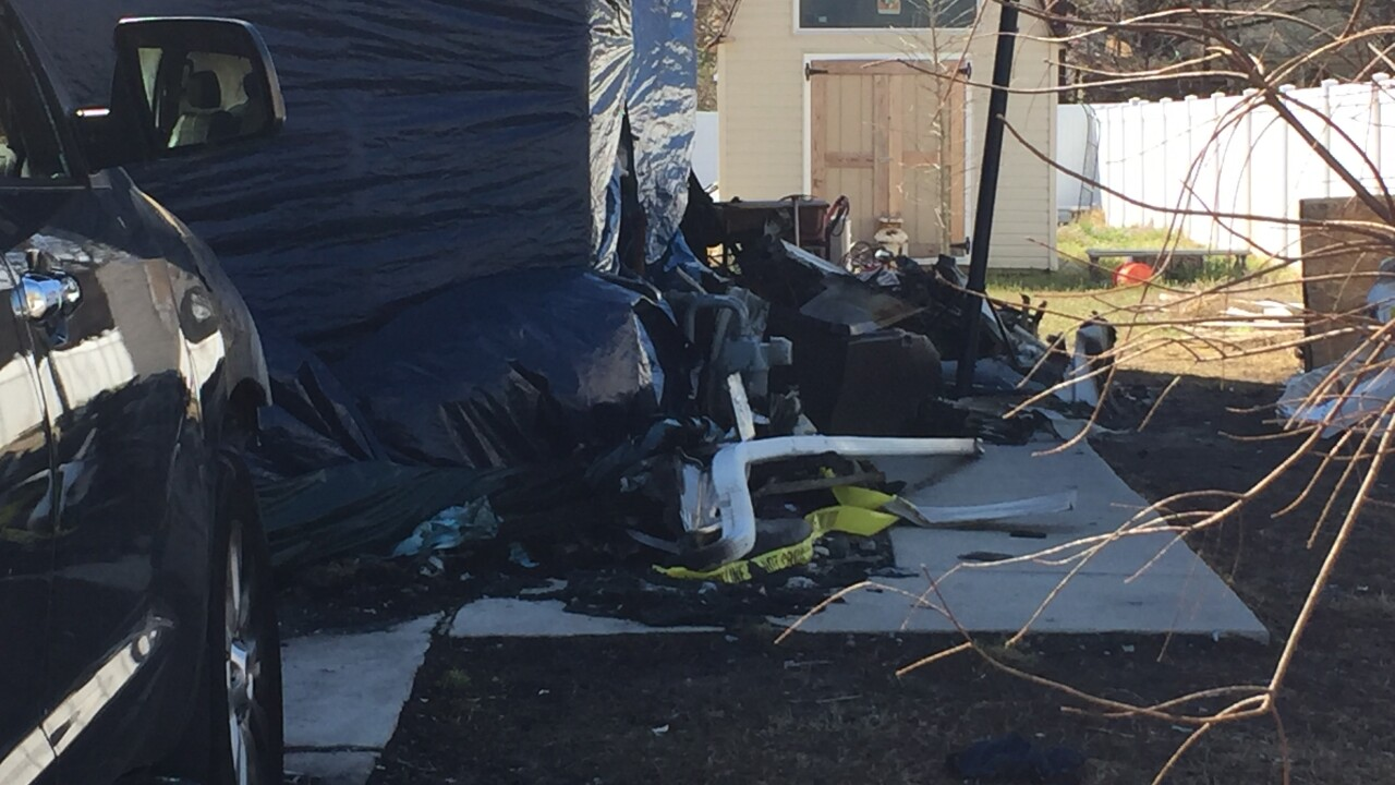 Community takes action to help Navy family of 7 displaced byfire