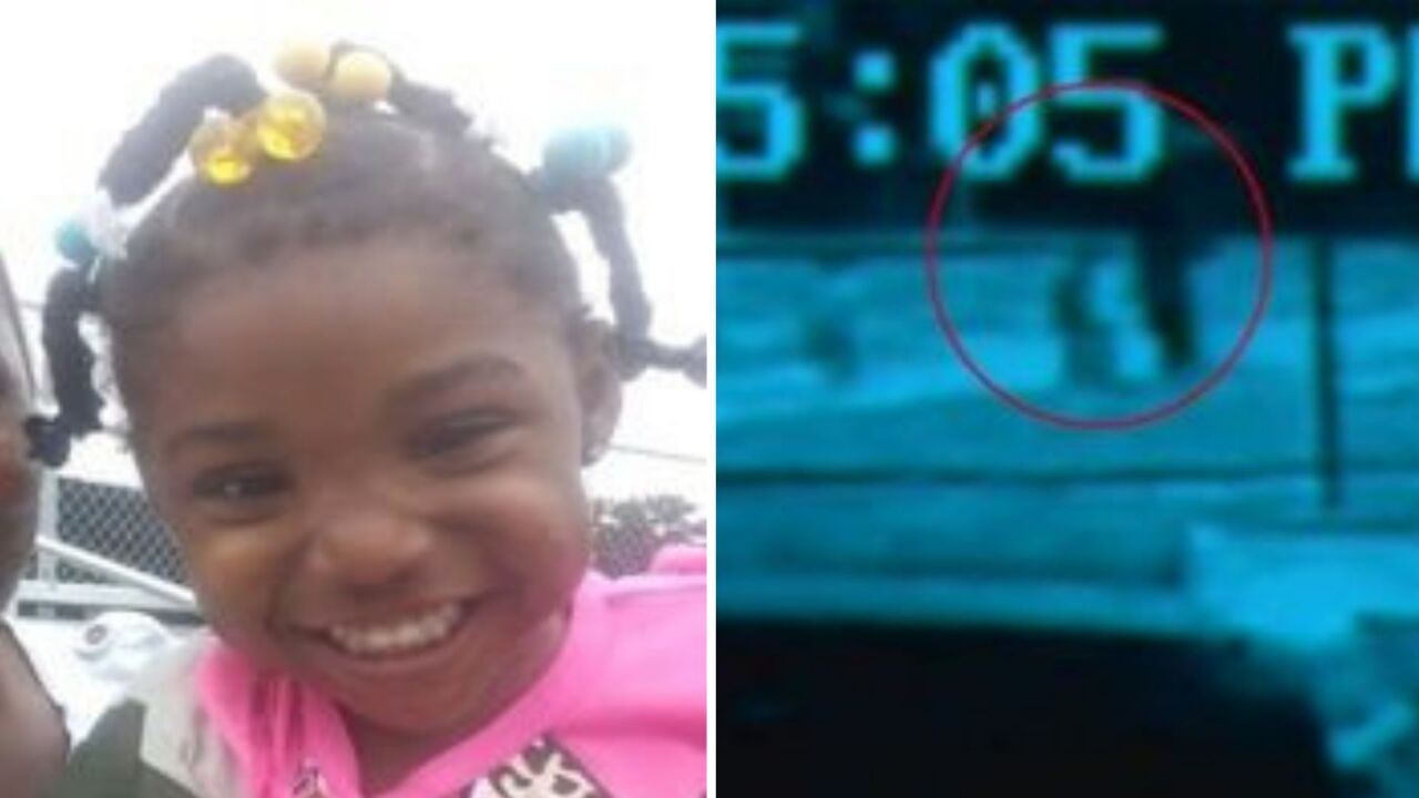 Police release new video of Alabama 3-year-old missing nearly a week