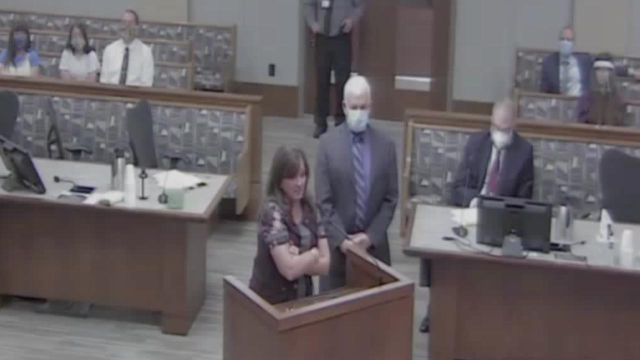 Vanderlinden sentencing