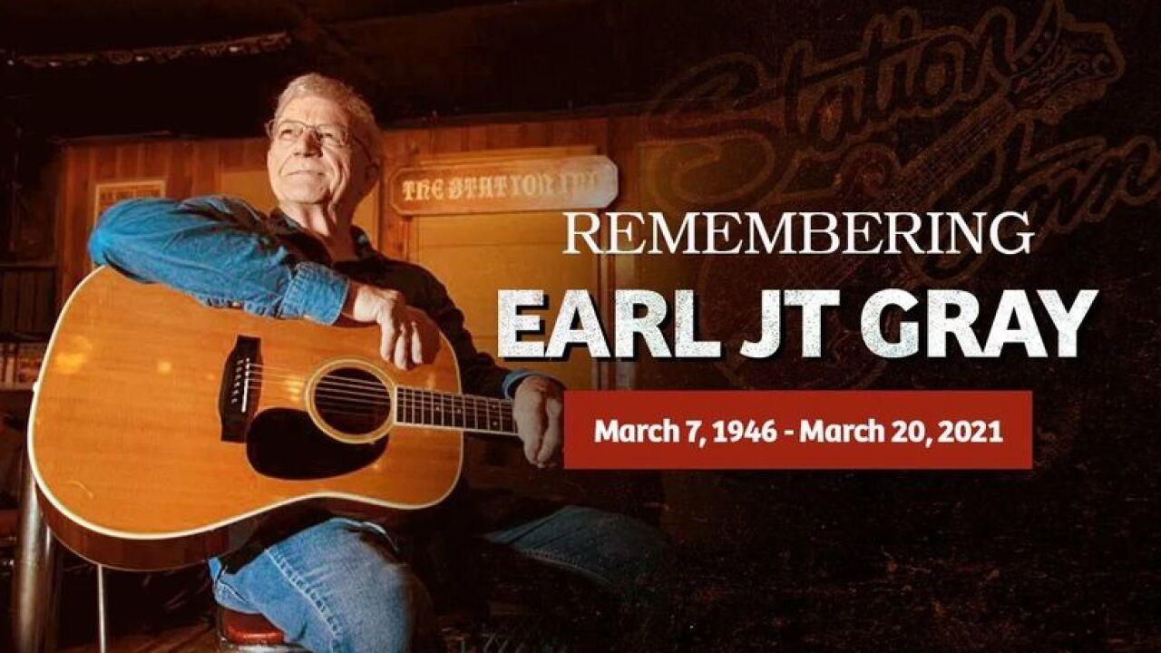 Earl JT Gray