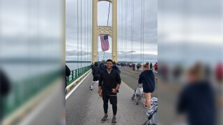 Marine veteran walks over 800 miles in 42 days for veteran suicide awareness