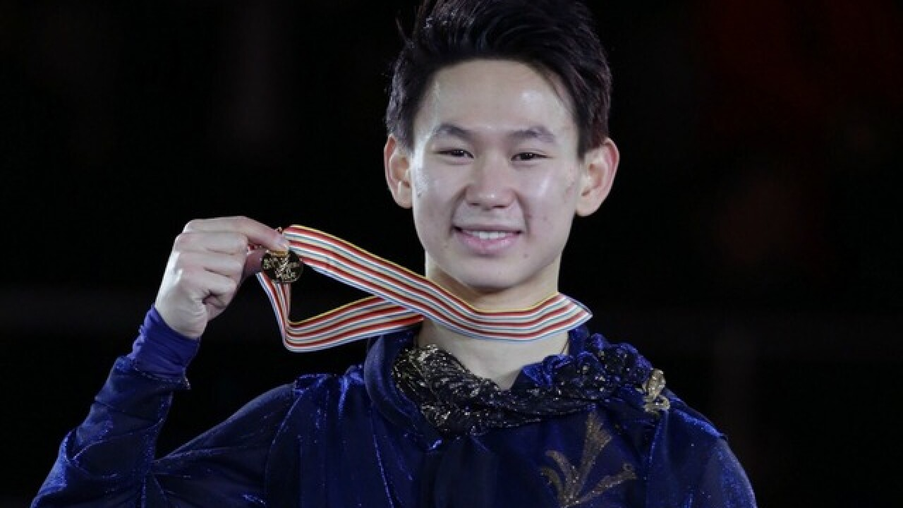 Olympic figure skating medalist Denis Ten killed