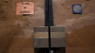 Continuing a downward trend, Sears, Kmart to close 96 stores