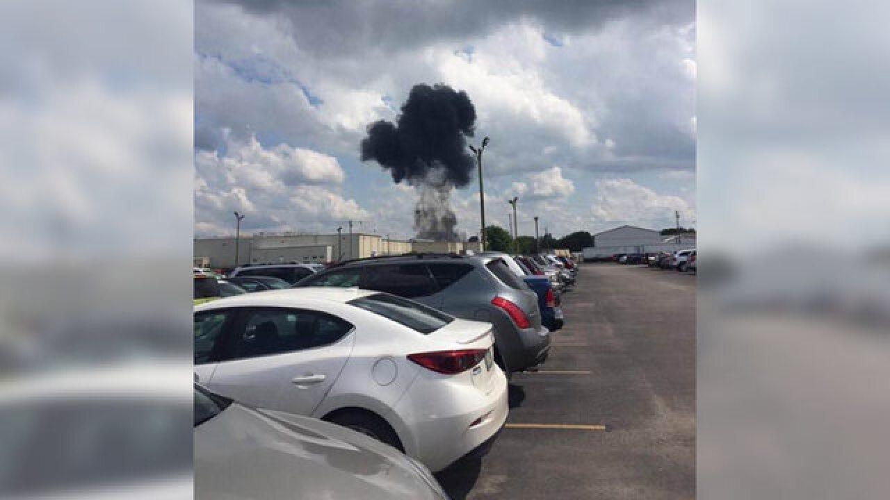 1 killed In Blue Angels plane crash