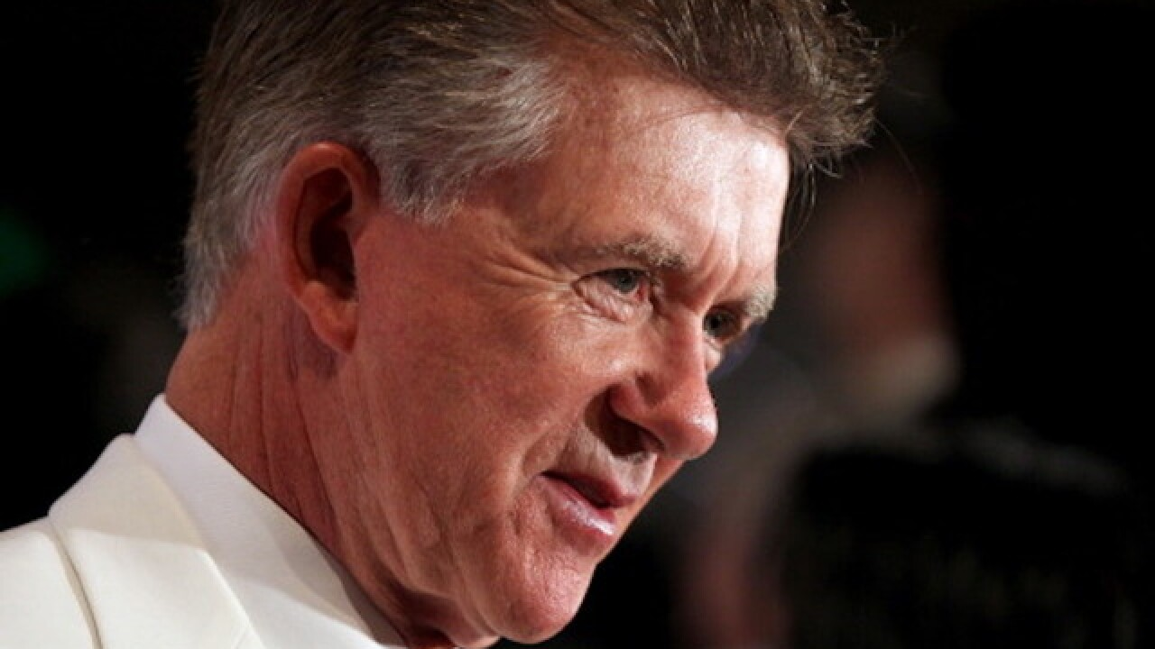 Actor Alan Thicke dies suddenly at 69