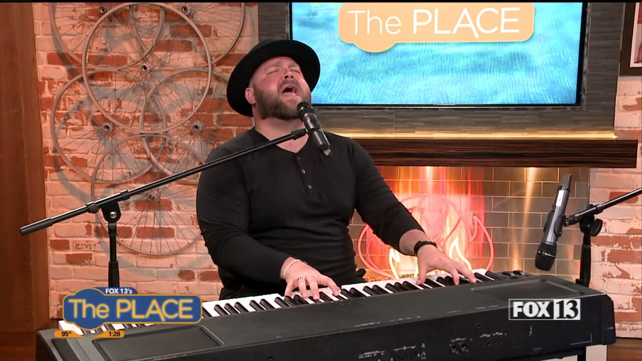 An interview & performance from RyanInnes