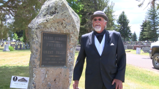 """""""Waking The Dead"""" tours provide insight into Great Falls history and icons"""