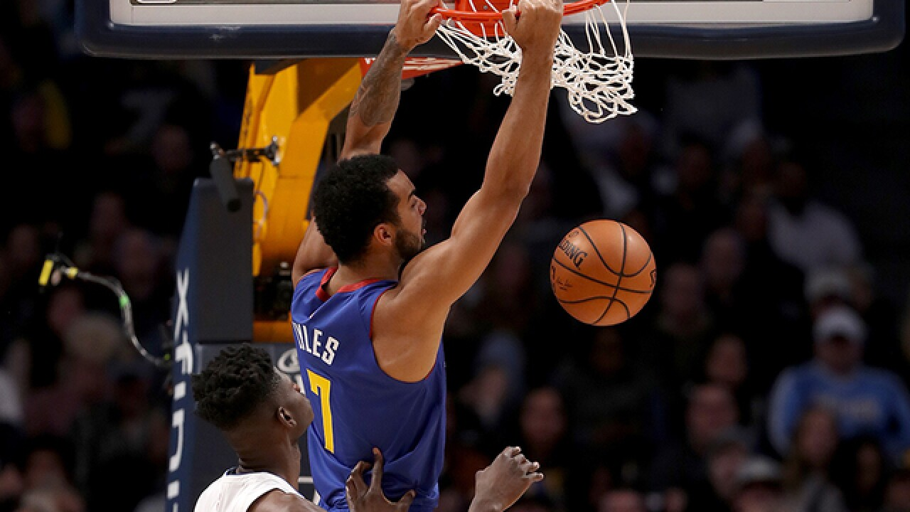Lyles scores season-high 22 as Nuggets beat Magic, 112-87