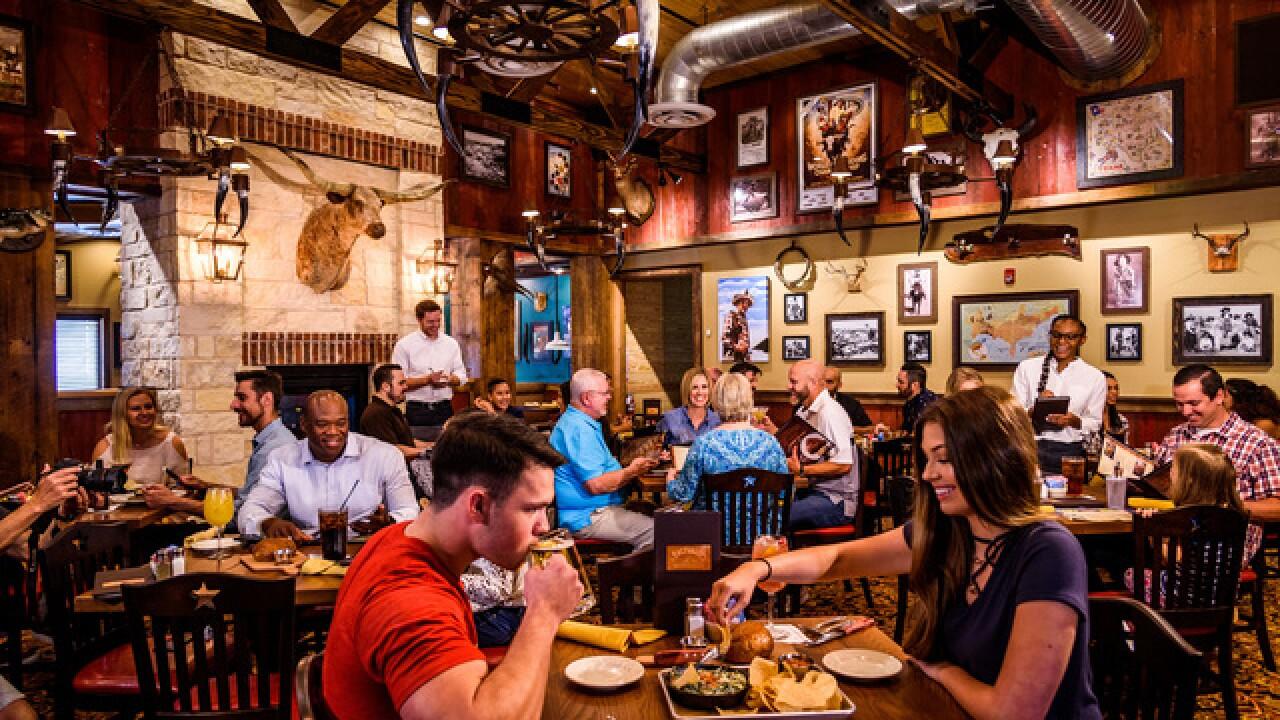 Saltgrass Steak House opens in midtown Tulsa