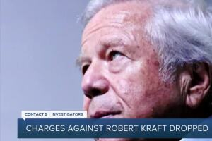 Prostitution charges dropped against Patriots owner Robert Kraft, 24 other defendants