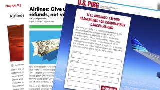 New legislation would make refunds mandatory for canceled flights