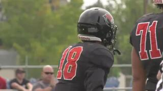 Dillon product Nate Simkins thriving in final season with Montana Western