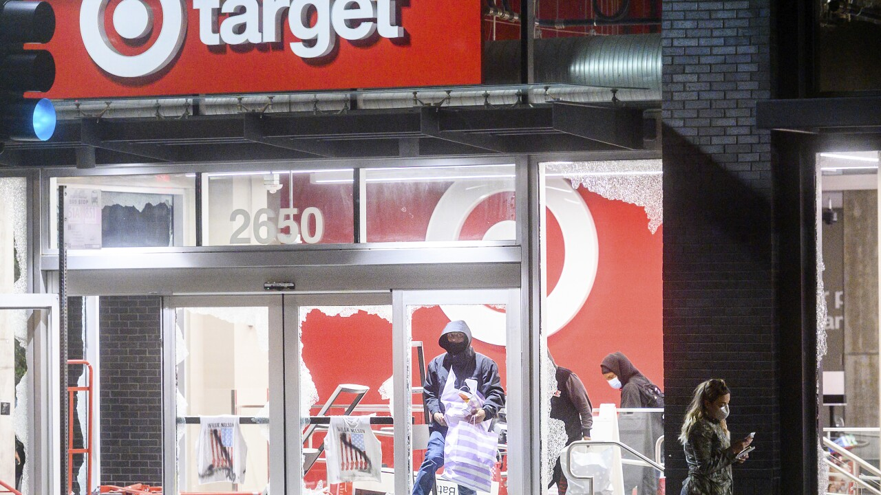 Target temporarily closing 105 stores in 10 states due to protest dangers