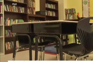 Education secretary backs mask mandates for students during visit to Detroit