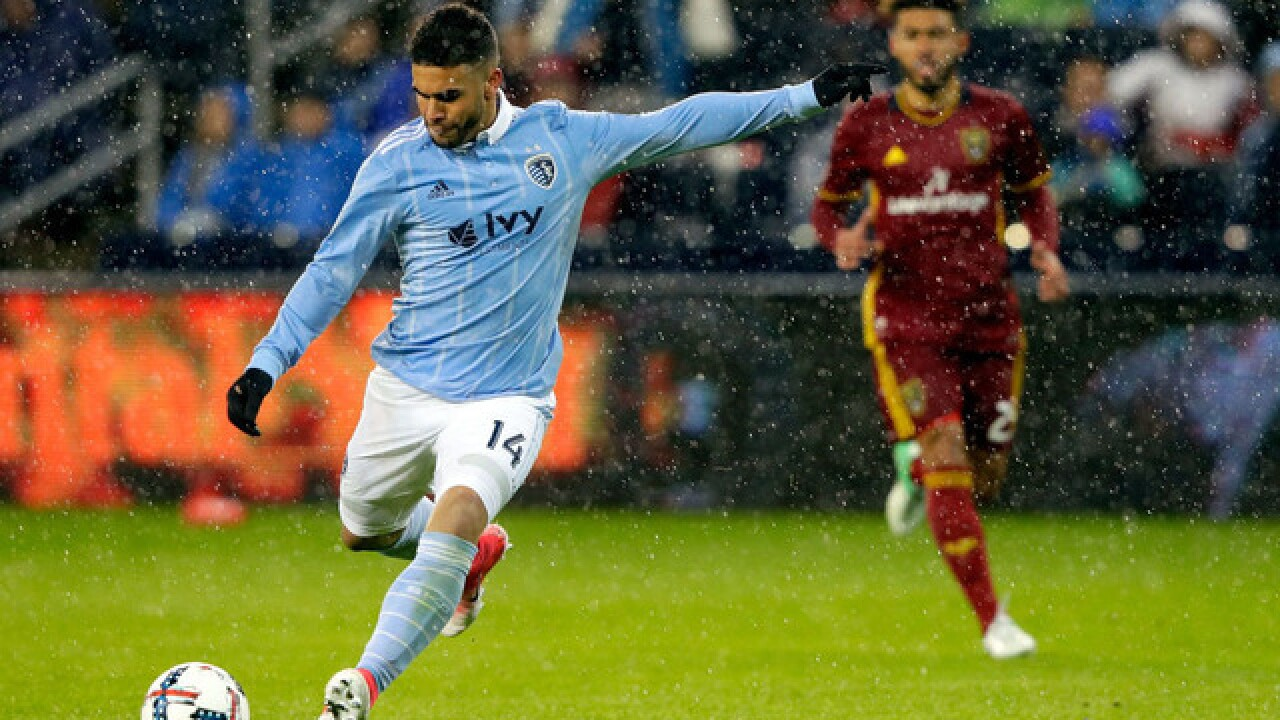 Kansas City forward Dom Dwyer among US Gold Cup newcomers