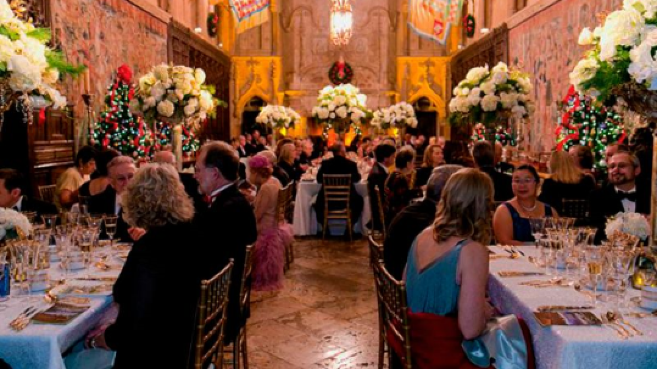 Hearst Castle Nonprofit To Host Extraordinary Holiday Dinner