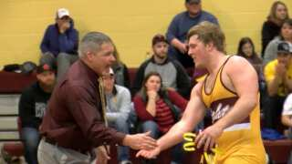 MSU-Northern wrestler Jase Stokes thriving in return to the mats