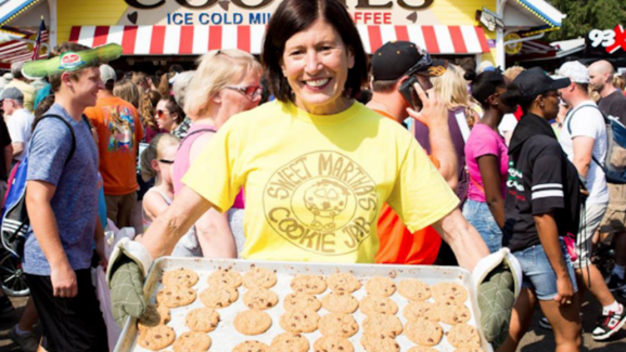 Woman makes $3 million in 12 days selling cookies