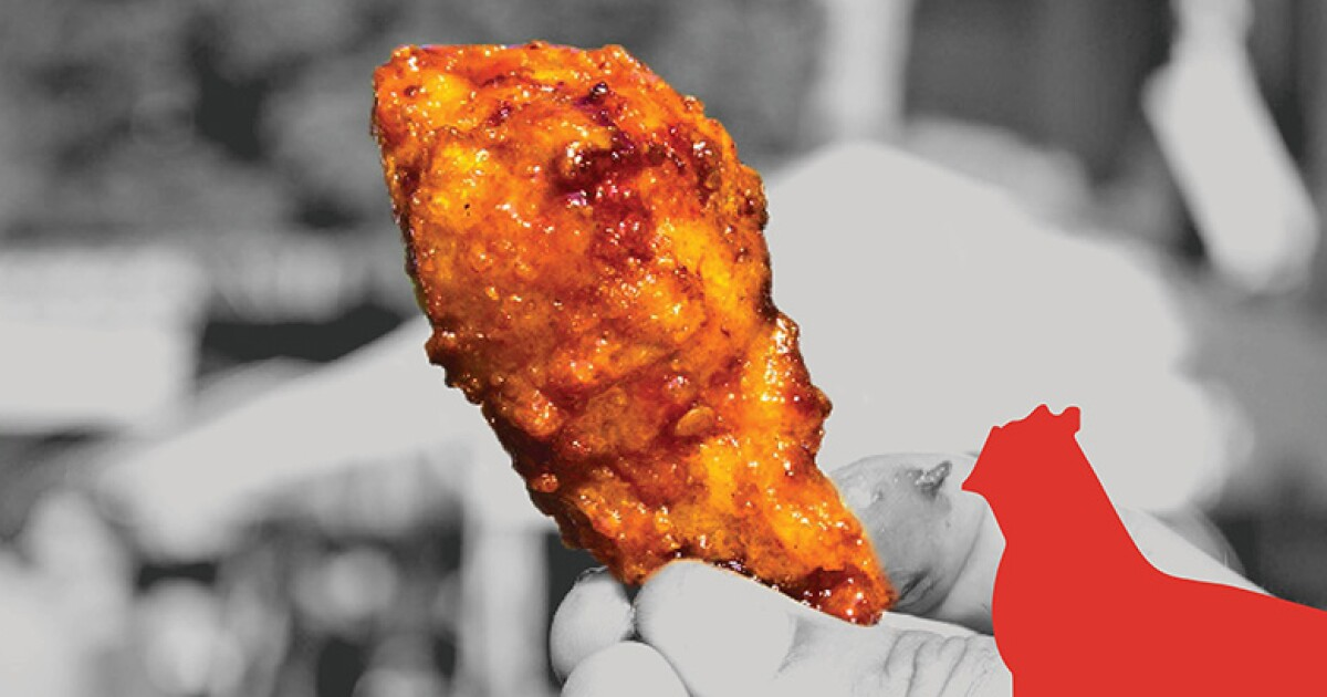 All you can eat chicken wing block party coming to Detroit