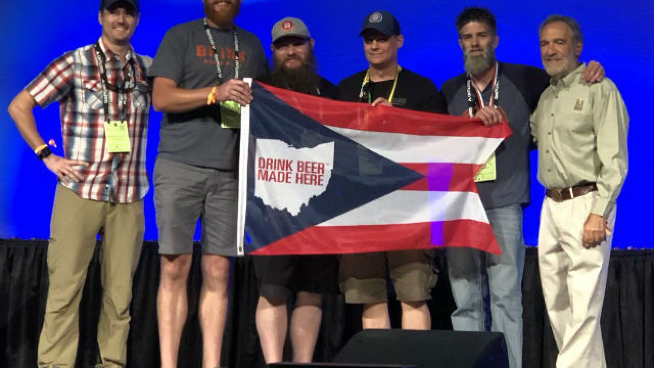 Two Cincinnati craft brewers win gold medals at Great American Beer Festival