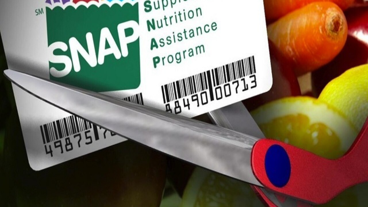 Thousands of Hoosiers could lose food stamp benefits if
