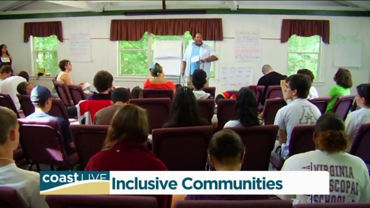 Local teen shares perspective on prejudice and programs tohelp