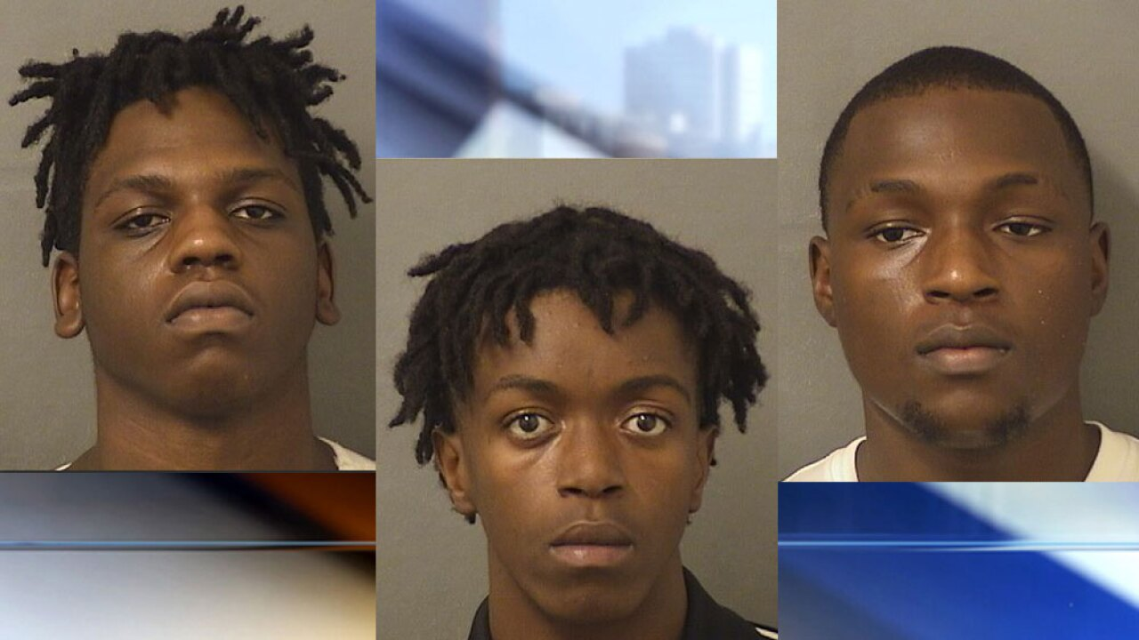 Police Teens Suspected Of Prowling Arrested In Boynton Beach