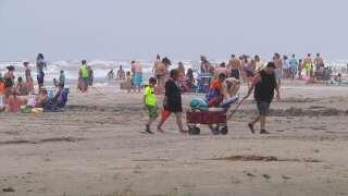 Restricciones en la playa para Semana Santa